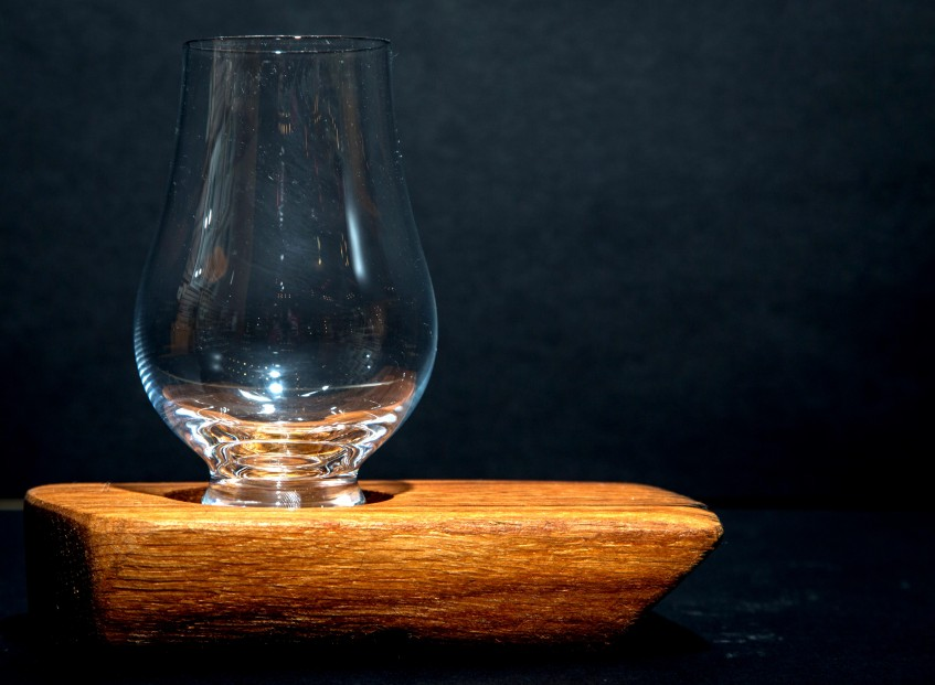 Darach whisky set_Glass only