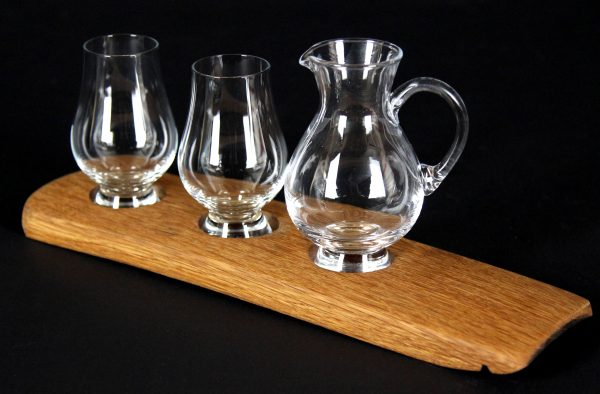 Darach whisky set_Two Glasses & Jug_2