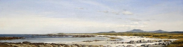 Ian Johnstone_Polacher, South Uist_Oils_7x26