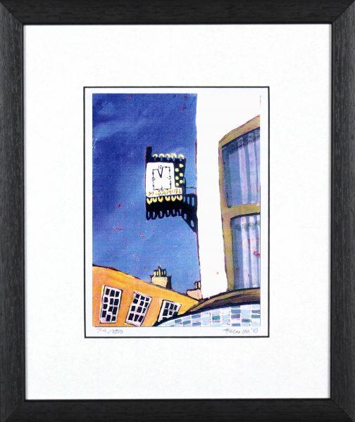 Stephen French_Samuels Corner_12.5x10.5_Framed Print