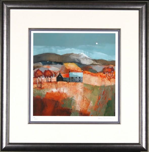 Dugald Findlay_Autumn Tints_22x21_Framed Print