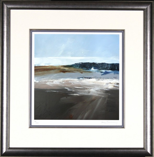 Dugald Findlay_Shorelines_22x21_Framed Print