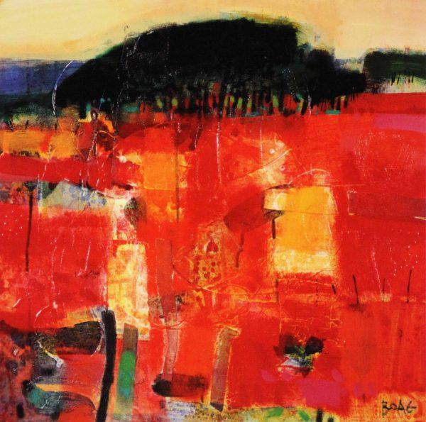 Francis Boag_Evening Meadow_355x355