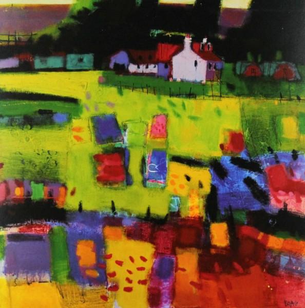 Francis Boag_Summer Farmlands_355x355