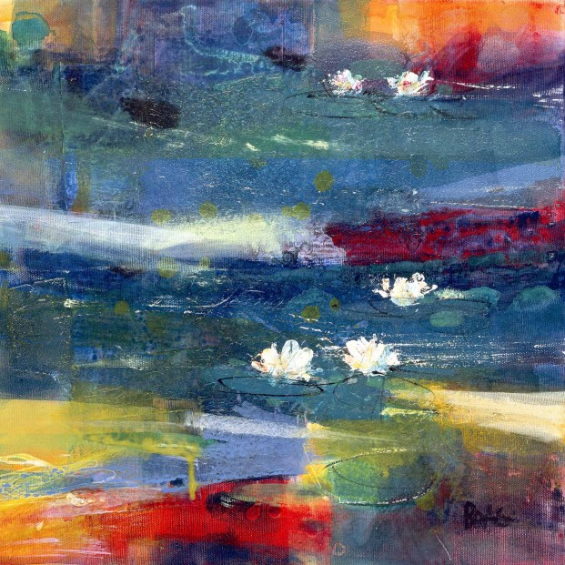 Francis Boag_Waterlillies III_405x405
