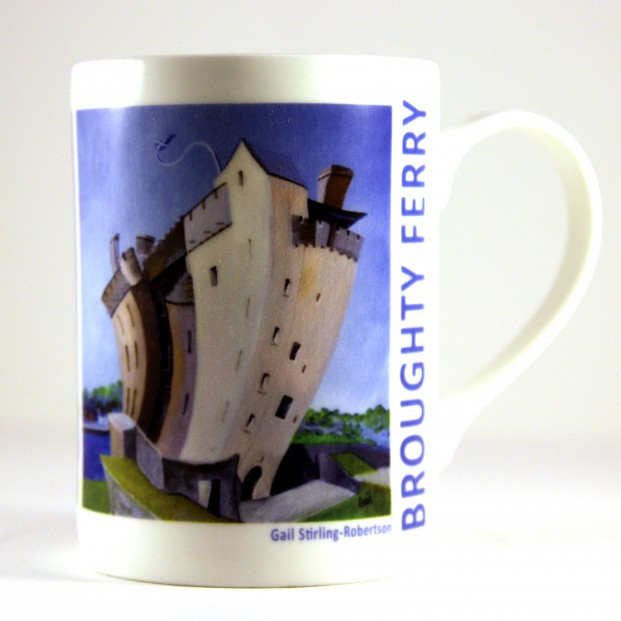 GAIL ROBERTSON MUGS CASTLE