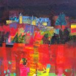 Francis Boag_Stirling Castle_Mixed Media_12x12_90603
