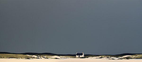 Ron Lawson_Fidden Bay, Mull IV_EAS586_Watercolour & Gouache_18x40