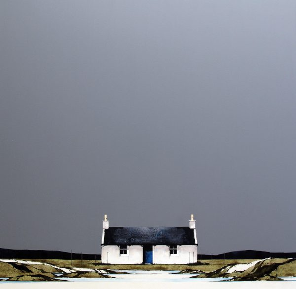 Ron Lawson_Fidden Bay, Mull V_EAS603_Watercolour & Gouache_33x33