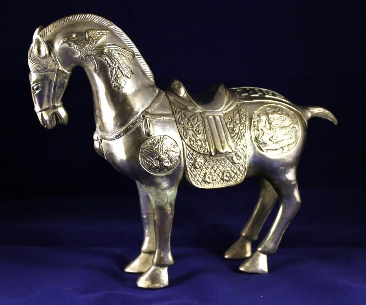 Zodiac Tang Horse_Post 1940_8.5x10