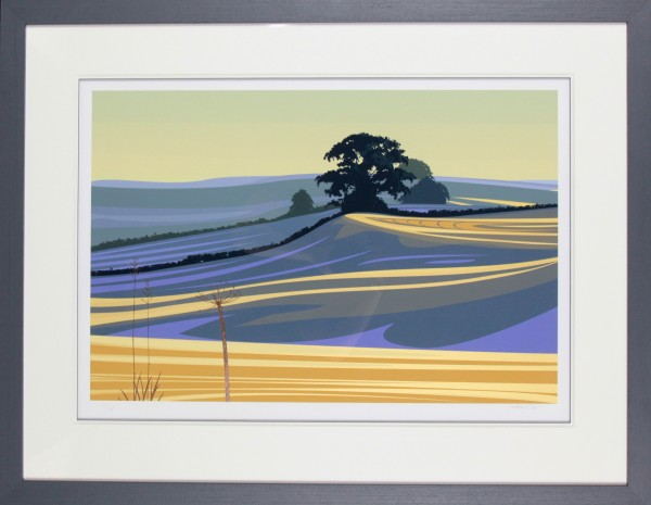 Dan Crisp_Early Shadows_30.5x39_Framed Print