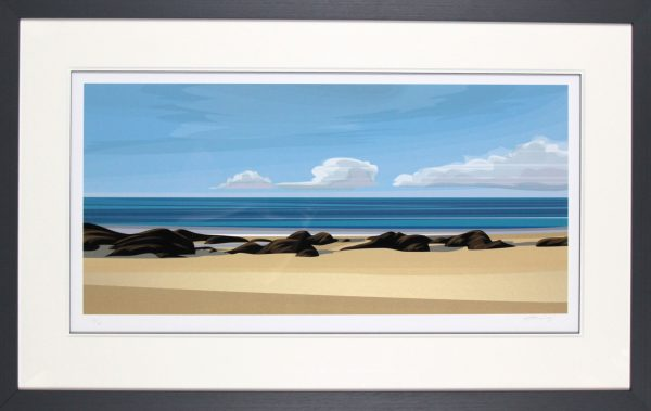 Dan Crisp_Perfect Calm_27x42.5_Framed Print