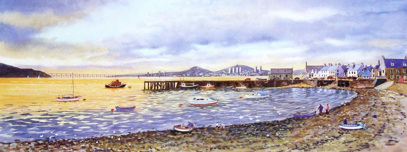 Harry McGregor_The Tay At Sunset_SLE_9.5x25