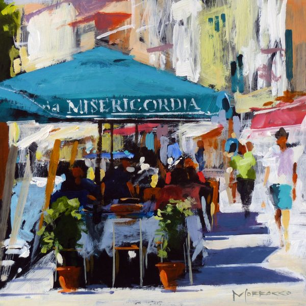 Jack Morrocco_SLE Print_Cafe, Misericordia, France_12x12