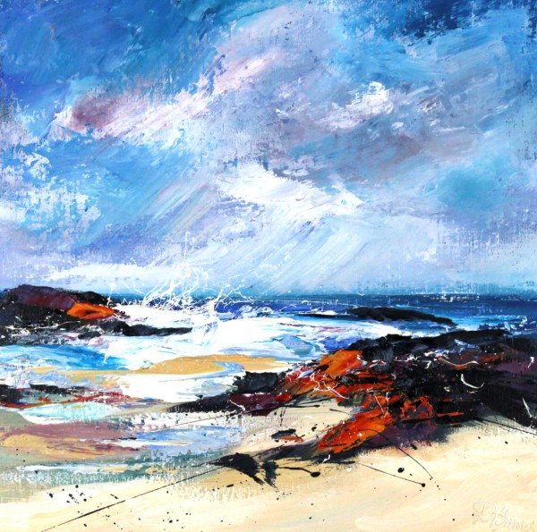 Dronma_Fresh Winds and Rain, Barra_Oils_15x15
