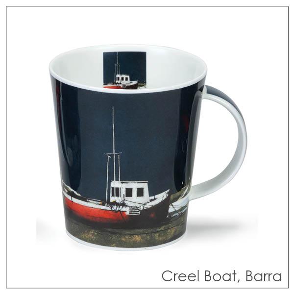 Ron Lawson_Creel Boat Mug