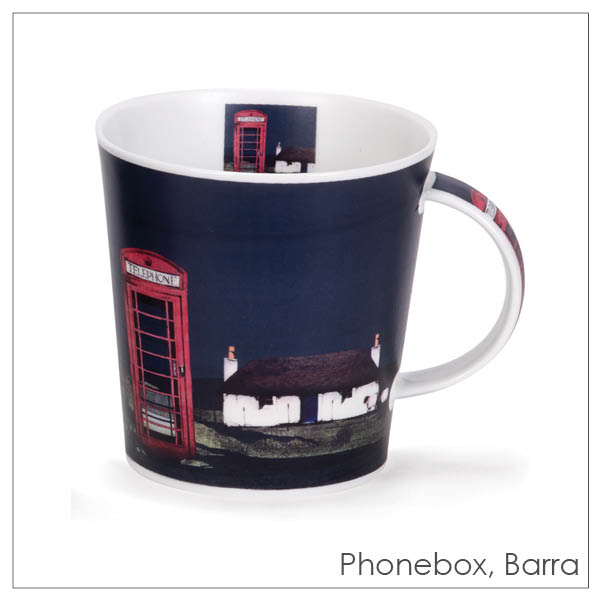 Ron Lawson_Phonebox Mug