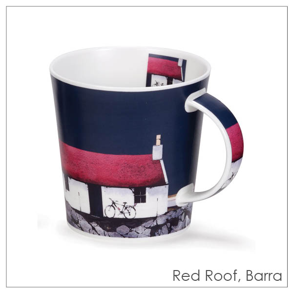 Ron Lawson_Red Roof Mug