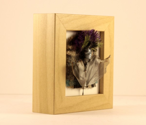 Handmade Fabric Thistle Mini Frame_4.5x4x1.5 (2)