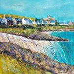 Deborah Phillips, Fresh Day, Iona_Acrylic_20x20