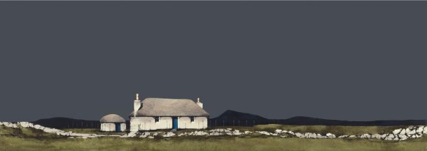 Ron Lawson_Cairinis, North Uist_Image size 6x36 inches