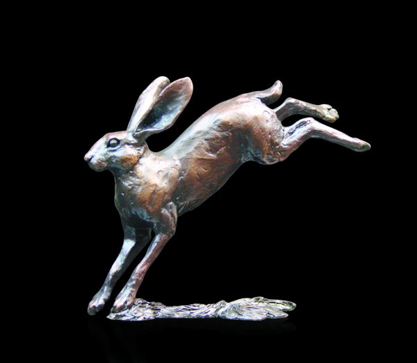 834 Small Hare Leaping