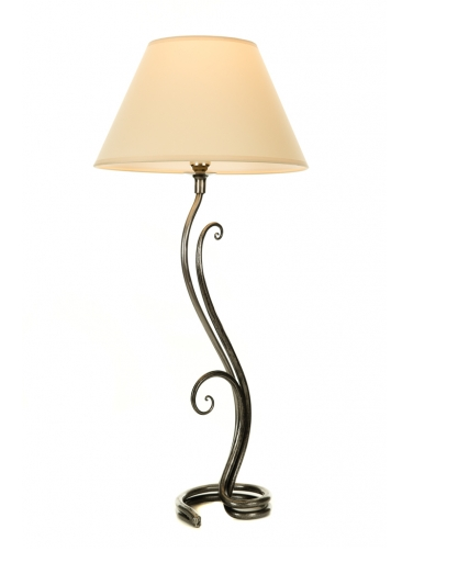 Fern Lamp_FRN001 12inch shade_165_27x6 base