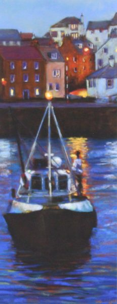 Gina Wright_Signed Edition Print_Evening Departure_image 20x8