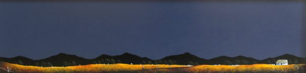 John Russell_Original Oils_Remote Croft, Harris_image 12x48 (2)
