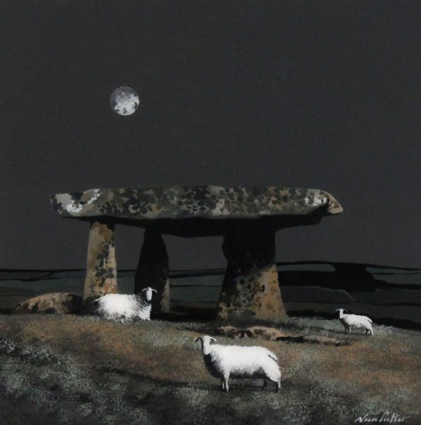 Nick Potter_Original_Lanyon Quoit II_image 15x15