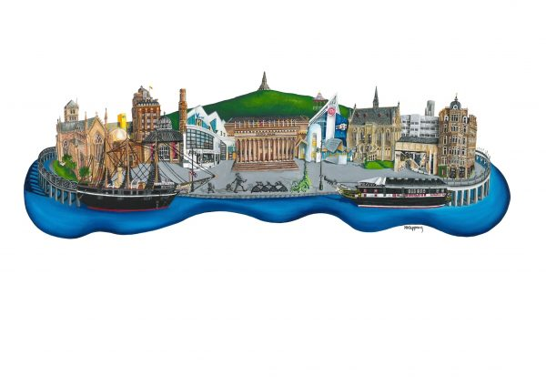 Nicola Kleppang_Discovering Dundee_8x14