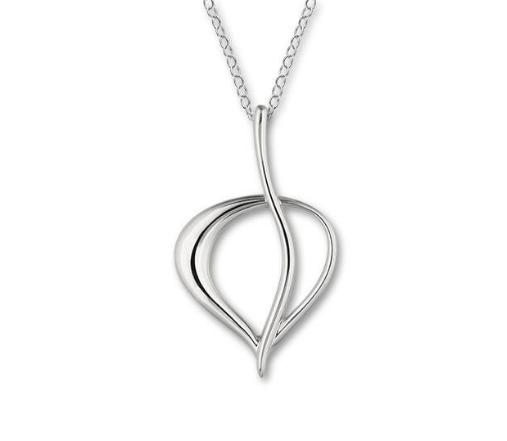 ORTAK silver pendant _P1096.2.27