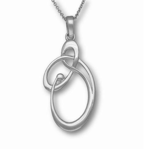 ORTAK silver pendant _P944.2.23