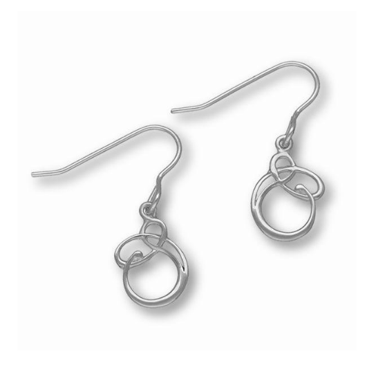 Ortak Silver Drop Earrings_E1574 _ 1.20