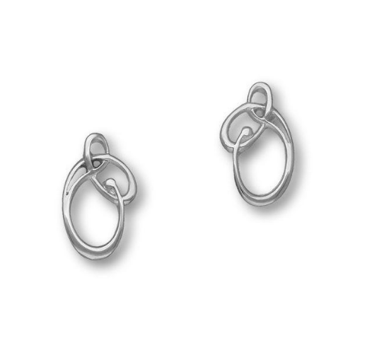 Ortak Silver Stud Earrings_E1572 _ 1.19
