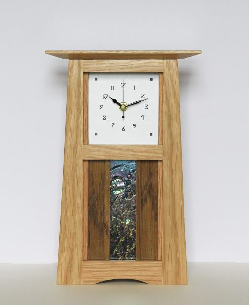 Archie McDonald_Robert Ryan_Mantle Clock VI