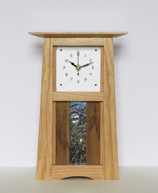 Archie McDonald_Robert Ryan_Mantle Clock VI