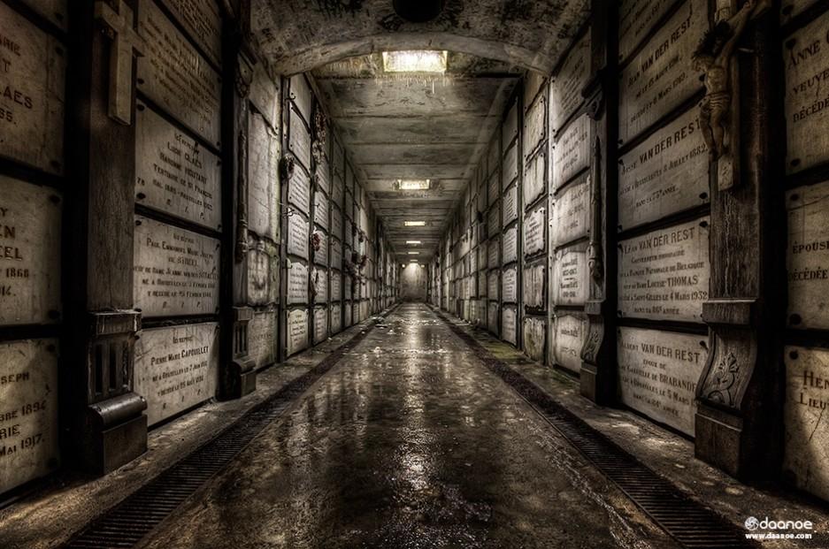 Daan Oude Elferink - The Crypt