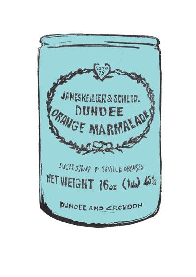 Laura Nicoll_Blue Marmalade Jar_Signed Digital Print_11.5x8