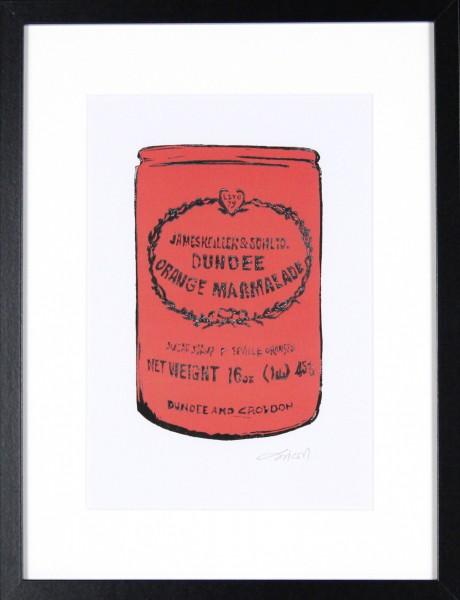 Laura Nicoll_SIgned Digital Print_Keiller's Marmalade Peach_image 11.5x8_Framed 12.75 (2)