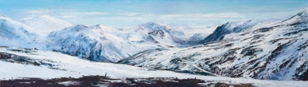 HAL6. Mountain View Glenshee S