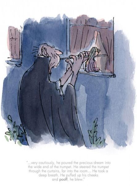 Quentin Blake, Roald Dahl_The BFG_10x8.5_mtd 99
