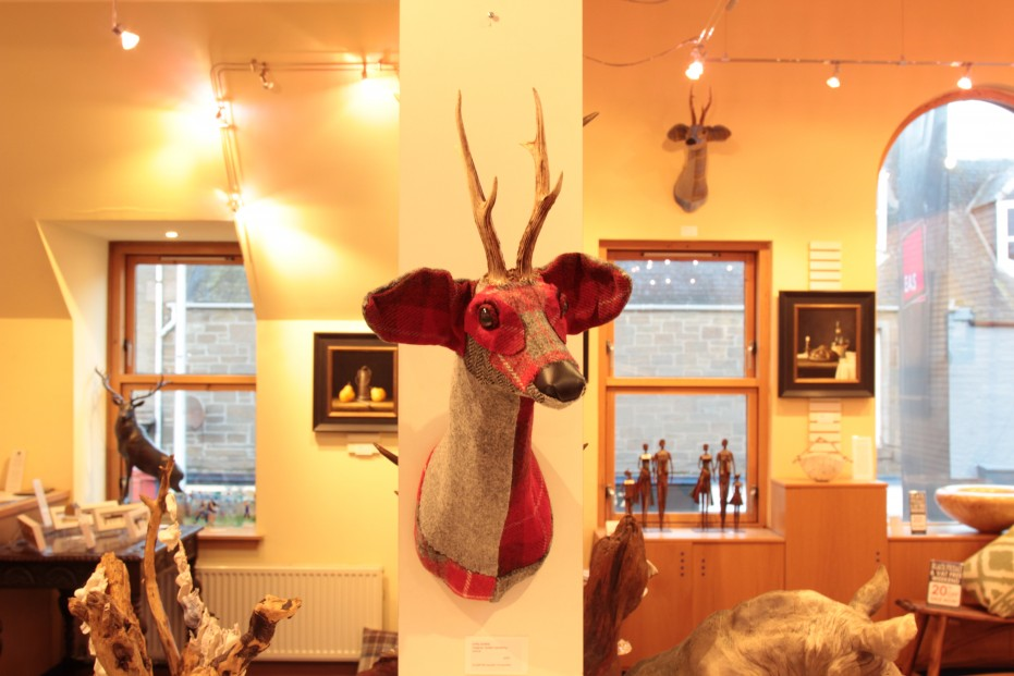 April Barrie_Original_Textile Taxidermy_Donal_24x11_595 (2)