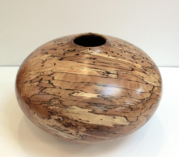 Angus Clyne_Spalted Beech Vase_169_13x18x18 (2)