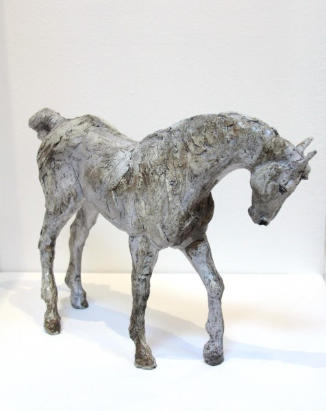 April Young_Cold Cast  Stoneware_Limited Edition of 25_ Willow_11x16 (1)
