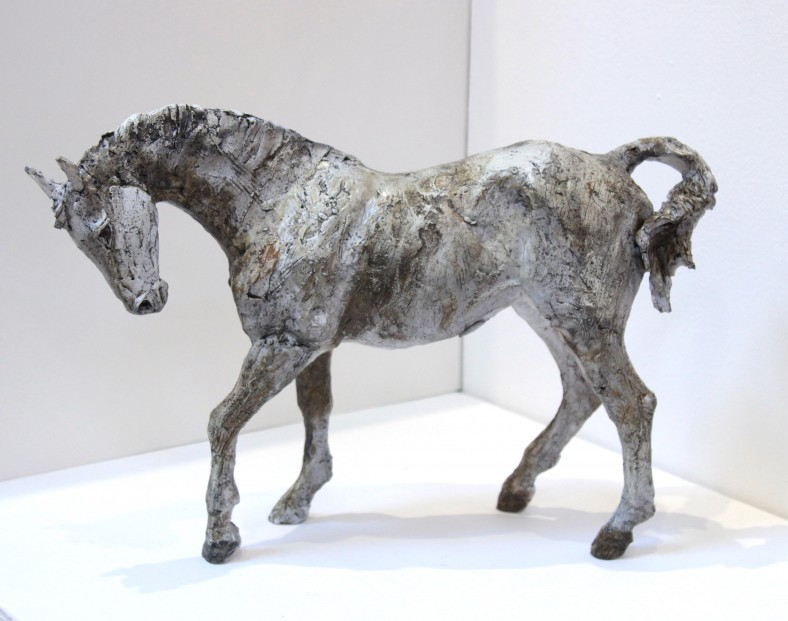 April Young_Cold Cast  Stoneware_Limited Edition of 25_ Willow_11x16 (2)