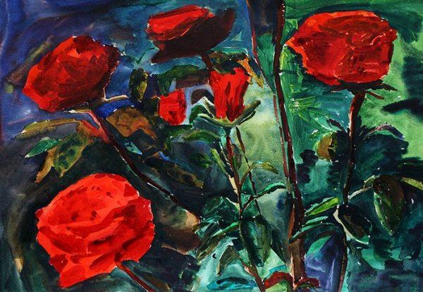 Michael Robson  -Elisabeth's-Roses