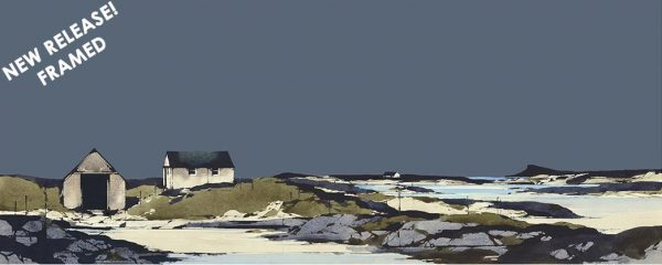 Boathouse Arisaig 2 NEW RELEASE TAG WHITE