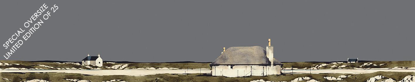 Hebridean Crofts OVERSIZE