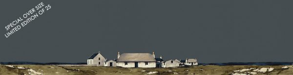 Howmore South Uist OVERSIZE
